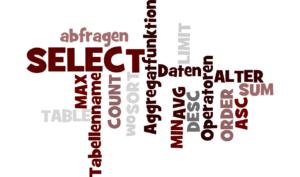 2. SELECT – Daten auswählen